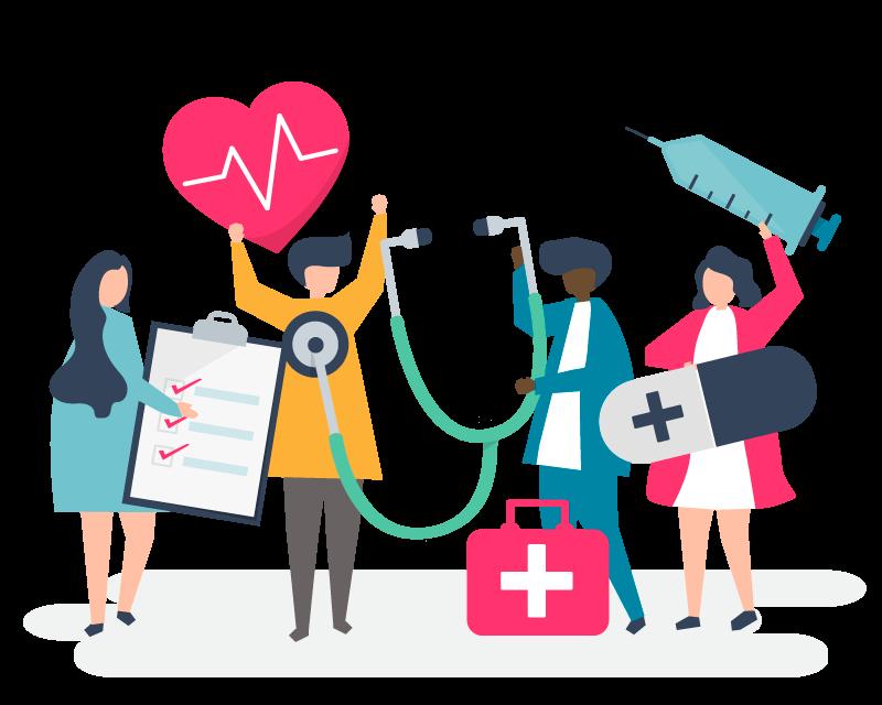 Les spécialités médicales et chirurgicales présentent ci-dessous sont exercées au sein de l'Hôpital Suburbain du Bouscat