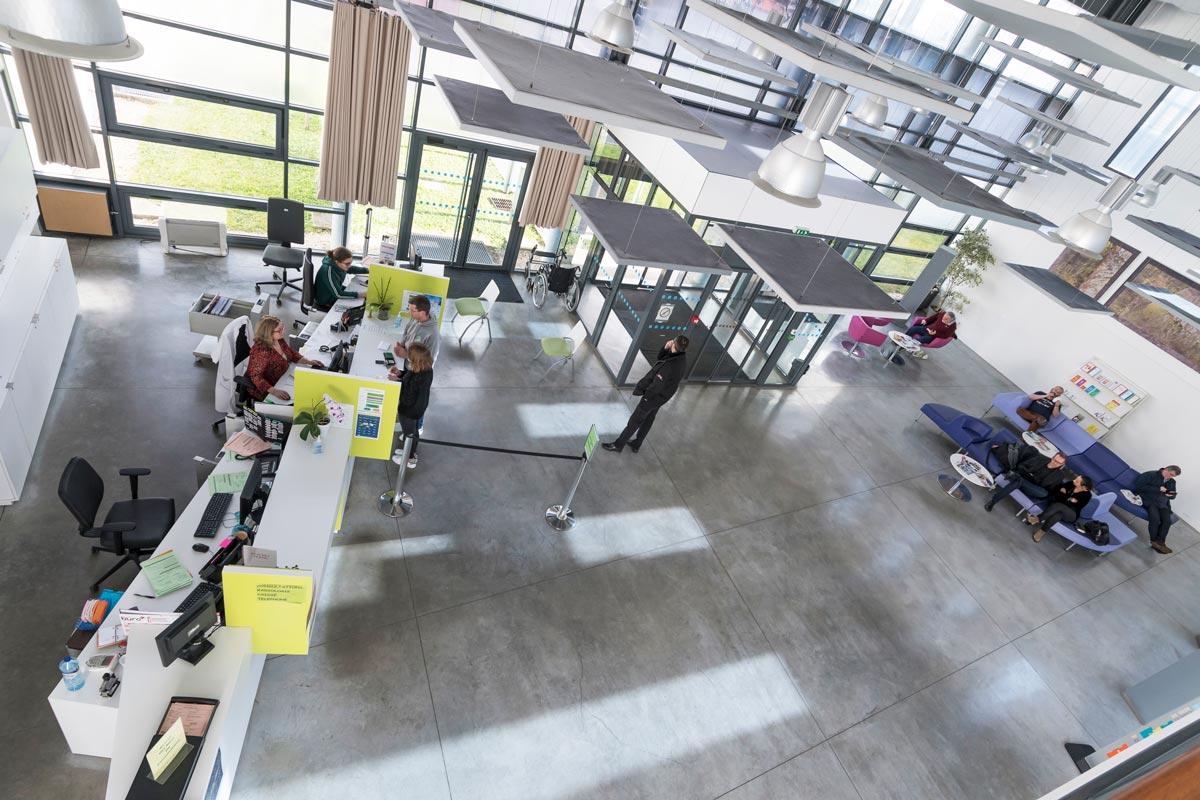 Découvrir l'Hôpital Suburbain du Bouscat