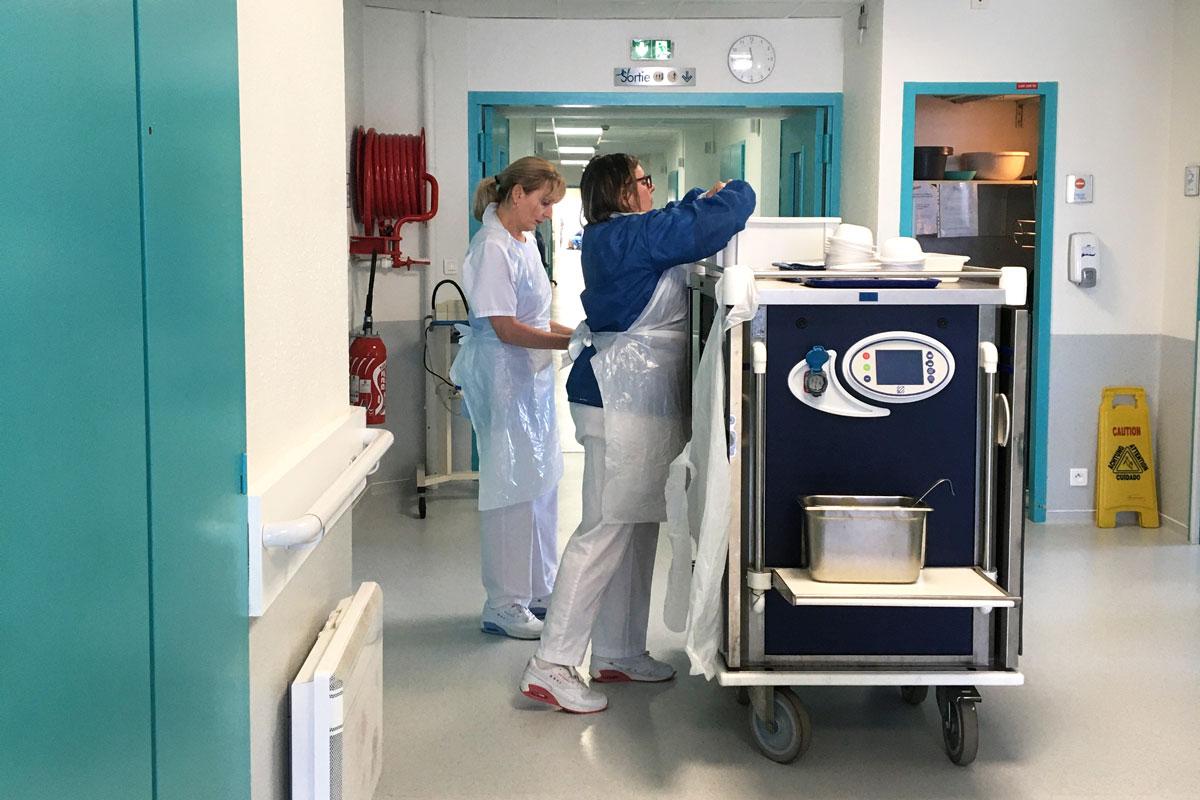 Recrutement à l'Hôpital Suburbain du Bouscat