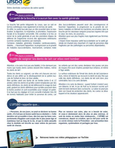 Hygiène dentaire conseils et prévention à l'Hôpital Suburbain du Bouscat