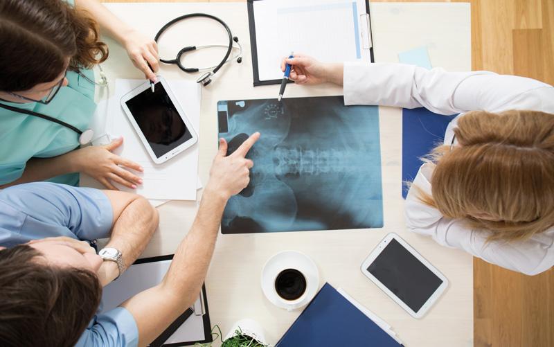 L'hôpital Suburbain du Bouscat propose une filière ostéoporose pluridisciplinaire